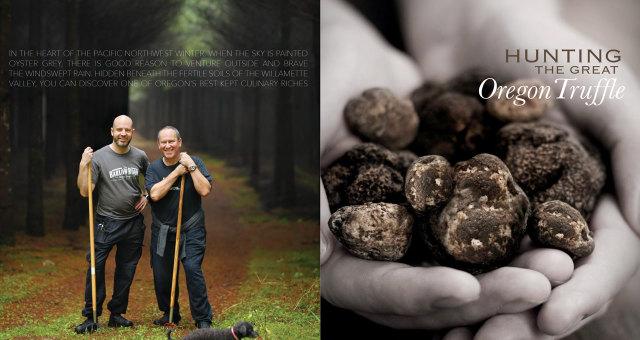 Hunting the Great Oregon Truffle